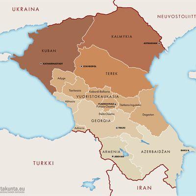 Reichskommissariat Kaukasus