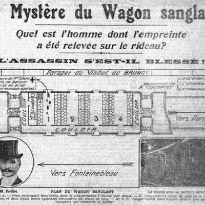 Affaire du wagon sanglant