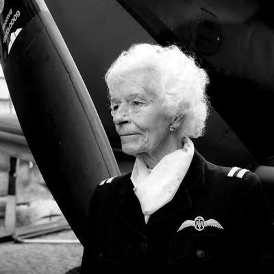 La dernière pilote de chasse de la Seconde guerre mondiale est morte