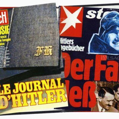 Les carnets d'Hitler, une sacrée arnaque