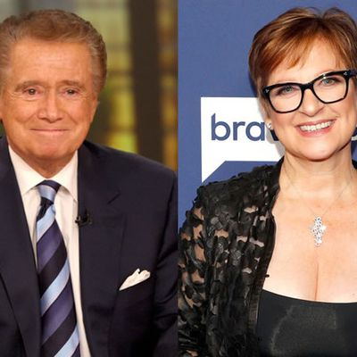 Caroline Manzo Remembers Regis Philbin and Reveals the Iconic Thing He Once Did for her