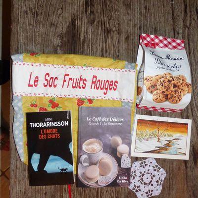 N°263 Le sac Fruits Rouges : voyage 26