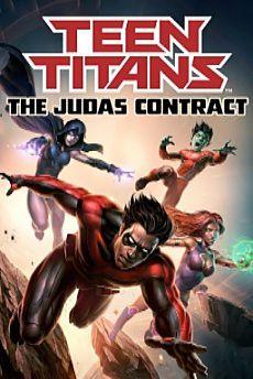 Un film, un jour (ou presque) #501 : Teen Titans - The Judas Contract (2017)