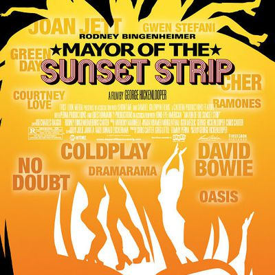 Un film, un jour (ou presque) #946 : Mayor of the Sunset Strip (2003)