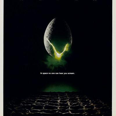 Un film, un jour (ou presque) #965 - QUINZAINE ALIENS - 01 - Alien : le Huitième Passager - Director's Cut (1979/2003)