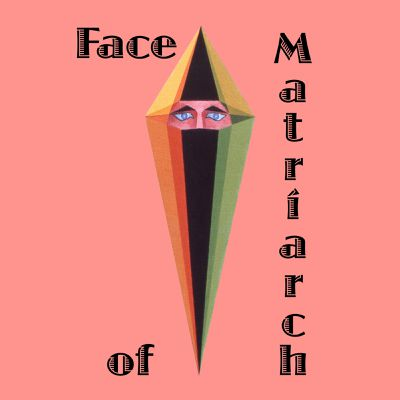 """Art collection-""""Face of Matriarch"""" text-Extract painting """"Matriarche""""."""