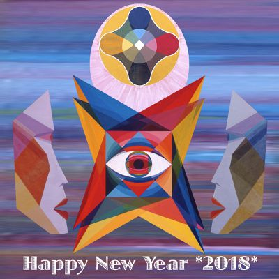 Art panoply - Happy New Year *2018*.