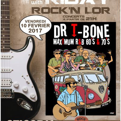 Friday with Rock'n Lor (Saison 2)