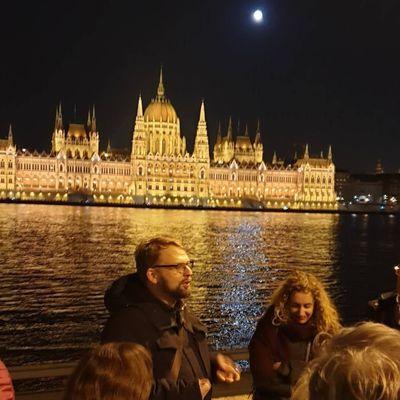 Vues de Budapest - Hongrie