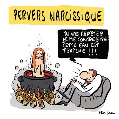 Pervers narcissique...