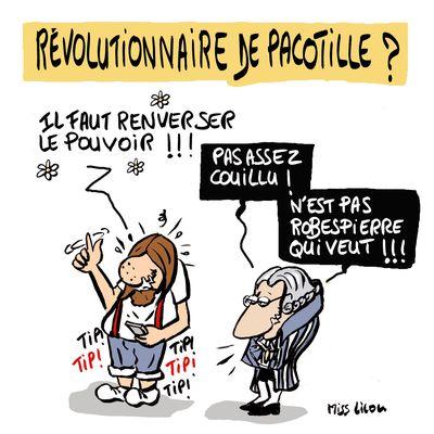 Révolutionnaire de pacotille ?