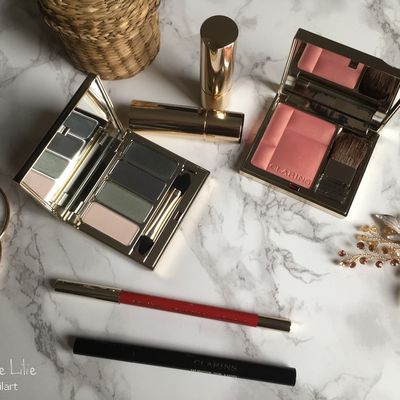 Graphik : la Collection Maquillage Automne by Clarins