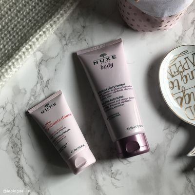 Routine Gommage Visage & Corps - Nuxe