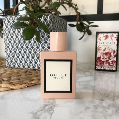 GUCCI BLOOM - Parfum enivrant d'un jardin luxuriant