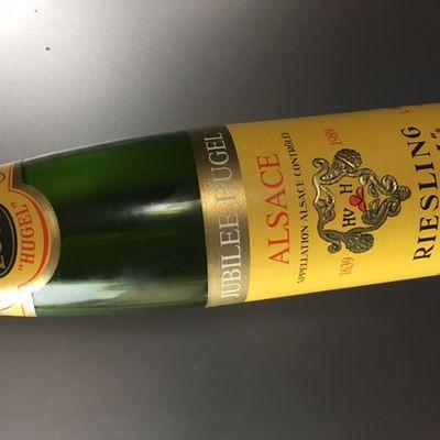 Alsace Riesling Jubilee 2001 Domaine Hugel