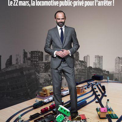 22 mars : grèves et manifestations à la SNCF et dans la Fonction publique !