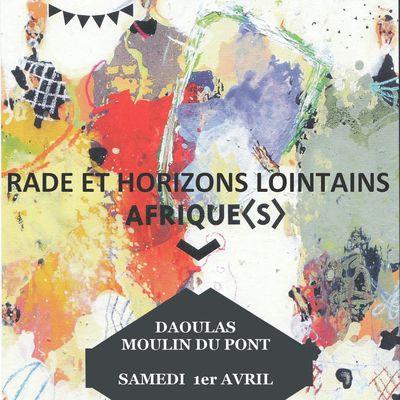 Printemps des Poètes édition 2017 à Daoulas...