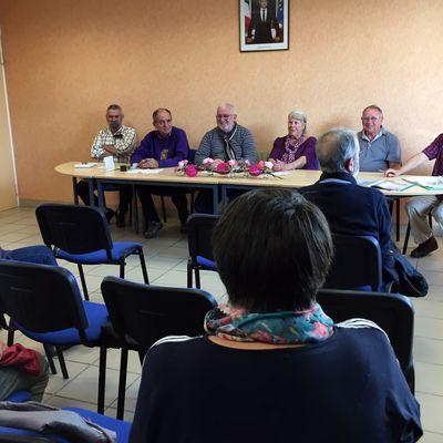L'assemblée générale ordinaire de l'association culturelle War Hentchou Irvilhag s'est tenue le 22 septembre en mairie d'Irvillac..