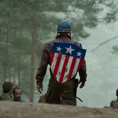 Captain America (Joe Johnston, 2011)