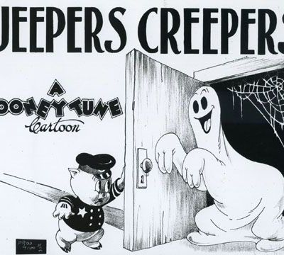 Jeepers creepers (Bob Clampett, 1939)