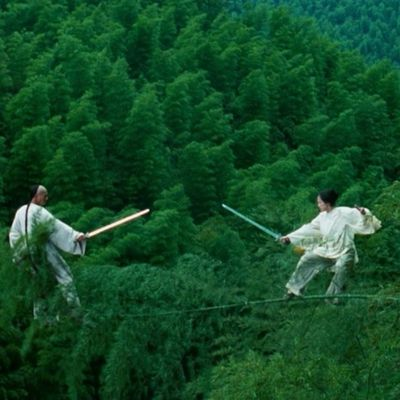 Crouching tiger, hidden dragon (Ang Lee, 2000)