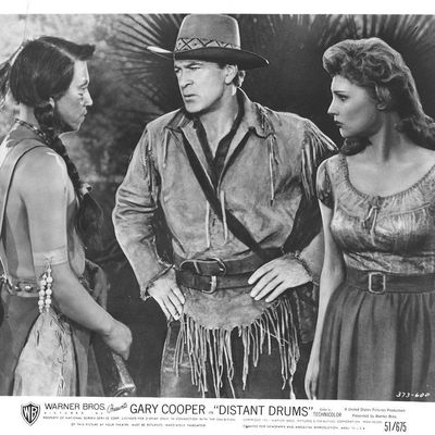Distant drums (Raoul Walsh, 1951)