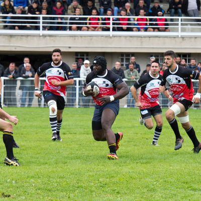 Rugby Fédérale 3 UST : Tournon craque à Grenade