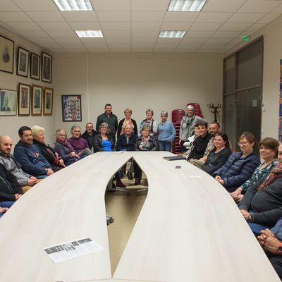 Tournon d'Agenais : Lou Mercat fait son assemblée