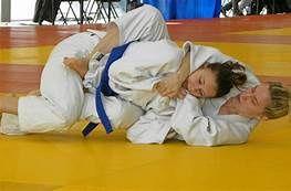 Nolwenn Luceau au Grand Slam de Jujitsu ce week-end