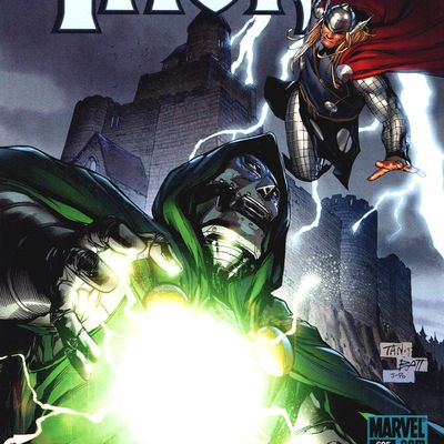 Thor n°605 (Kieron Gillen, Billy Tan)