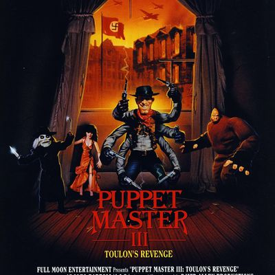 Puppet master 3, la revanche de Toulon (David Decoteau)