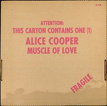 Muscle of love (Alice Cooper)