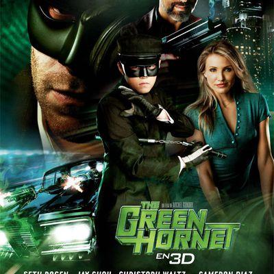 Green hornet (Michel Gondry)