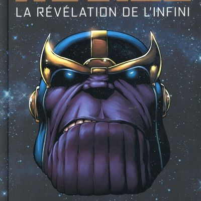 Thanos, la révélation de l'infini (Jim Starlin)