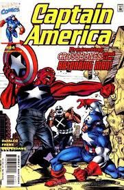 Captain-america n°24 (Tom De Falco, Ron Frenz)