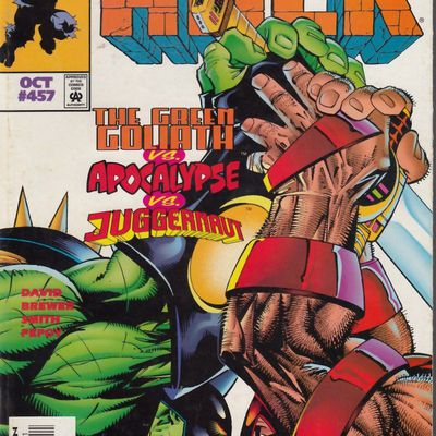 The incredible Hulk, vol 1, numero 457 (Peter David, David Brewer)