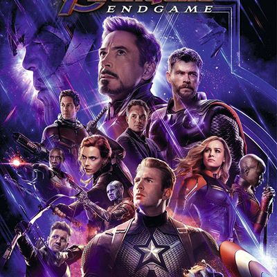 Avengers, endgame (Joe Russo, Anthony Russo)