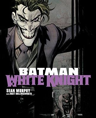 Batman, white knight (Sean Murphy)