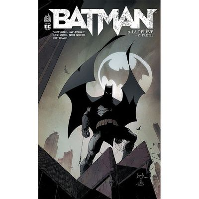 Batman, la relève, tome 2 (Scott Snyder, James Tynion IV, Greg Capullo, Riley Cosmo)