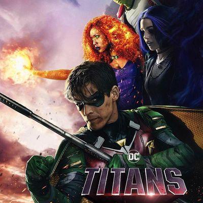 Titans, saison 1, épisode 10 (Akiva Goldsman, Greg Berlanti, Geoff Johns, Sarah Schechter)