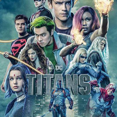 Titans, saison 2, épisode 1 (Akiva Goldsman, Greg Berlanti, Geoff Johns, Sarah Schechter)