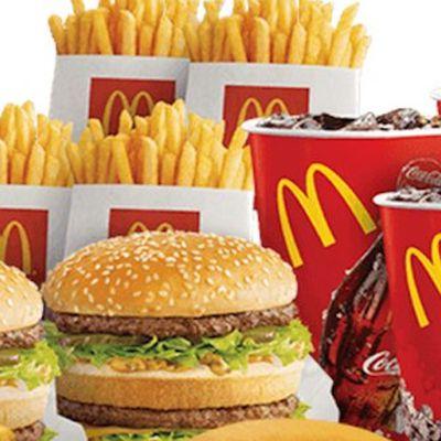 McDonalds : du pétrole et du silicone trouvés dans les frites