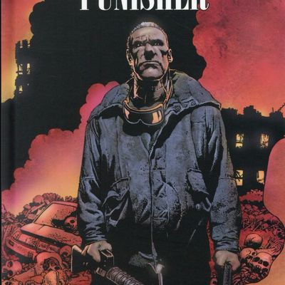 Les bonnes lectures d'Oncle Fumetti…Punisher La Fin – album collectif dans la collection Marvel Dark chez Panini Comics.