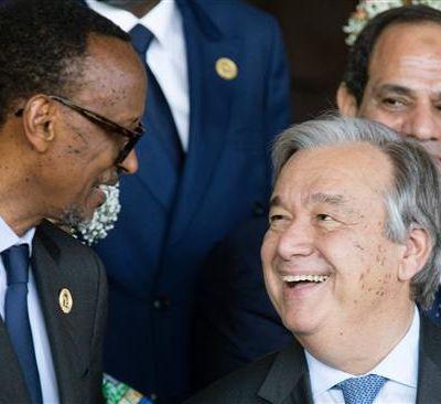 Le Monde -  Antonio Guterres : « L'Afrique est un continent plein d'espoir »