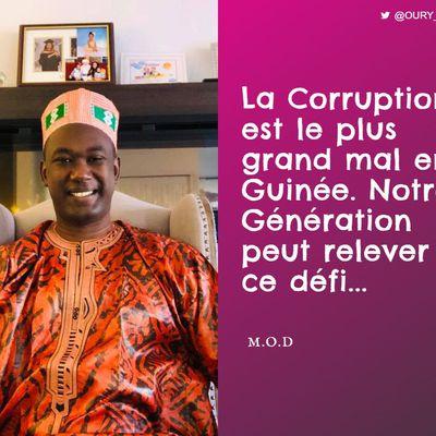 Maudits soient les corrupteurs et les corrompus en Guinée