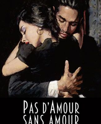 Pas d'amour sans amour de Evelyne Dress, Editions Glyphe