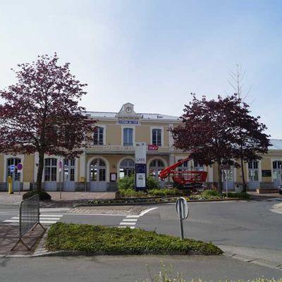 Gare de Flers (61)