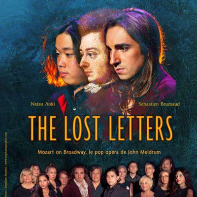 The Lost Letters: le Mozart pop opéra de John Meldrum revient à l'Espace Ararat