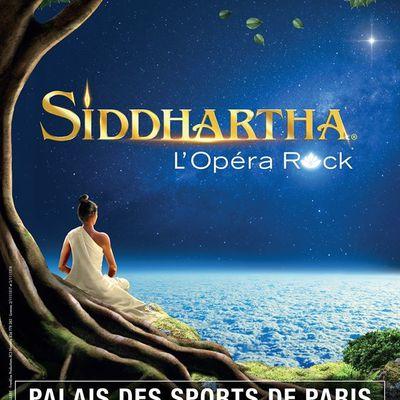 Siddhartha l'opéra rock : La vie du Bouddha racontée en chansons!