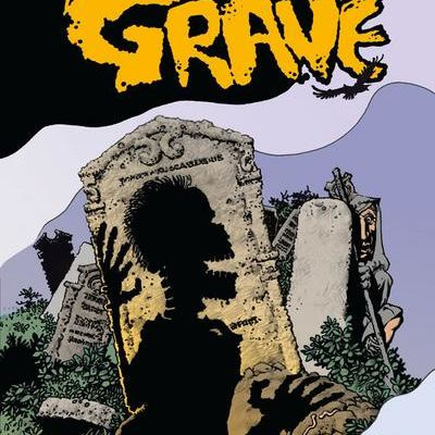Graves Frayeurs  /  Shadows on the Grave  Vs.  Dracula Has Risen From the Grave